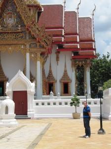 Tempel und ich
