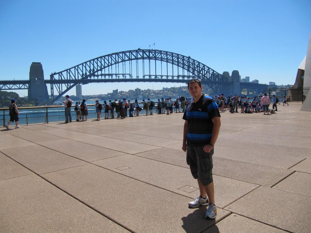 Harbour Bridge and I
