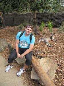 Ich und Kangaroo